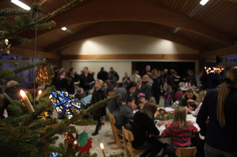 Weihnachtsmarkt im Backhaus