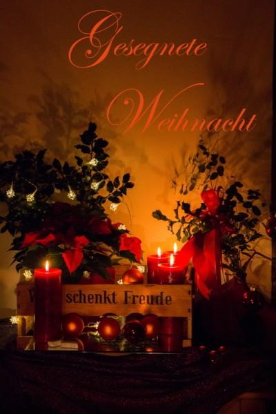 3. Advent im und am Backhaus